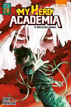 My hero academia. Volume 28