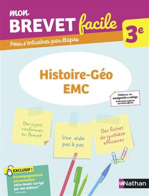 Histoire géo, EMC 3e