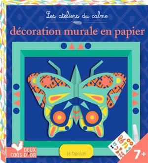 Décoration murale en papier