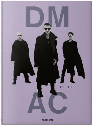 Depeche mode by Anton Corbijn : 81-18