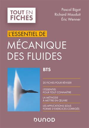 Mécanique des fluides : BTS
