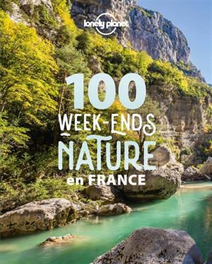 100 week-ends nature en France