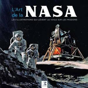 L'art de la Nasa : les illustrations qui lèvent le voile sur les missions