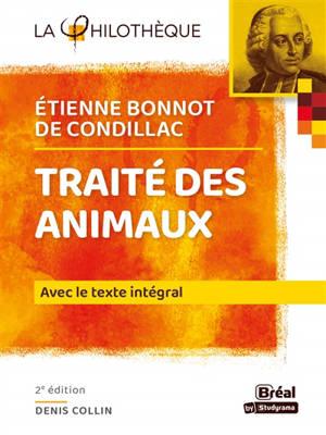 Traité des animaux, Condillac : texte intégral
