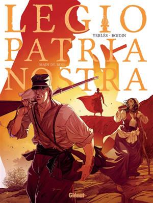 Legio patria nostra. Volume 2, Main de bois