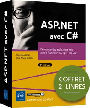 ASP.NET avec C# : développer des applications web avec le framework ASP.NET Core MVC