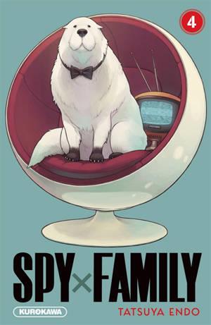 Spy x Family. Volume 4