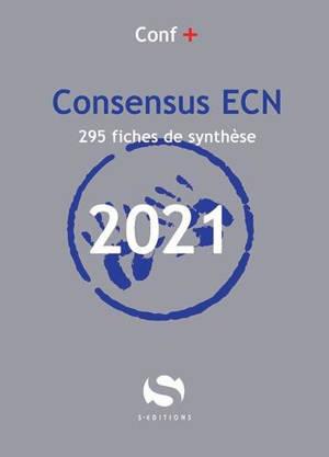 Conférences de consensus aux ECN, Consensus ECN 2021 : 295 fiches de synthèse