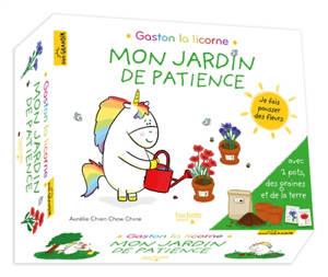 Mon jardin de patience : Gaston la licorne