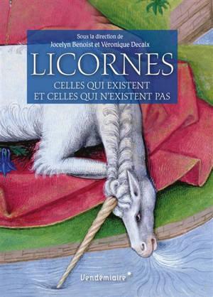 Licornes : celles qui existent et celles qui n'existent pas