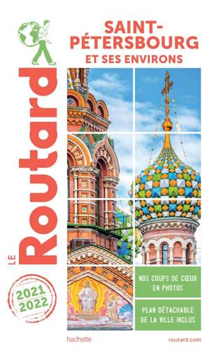 Saint-Pétersbourg et ses environs : 2021-2022