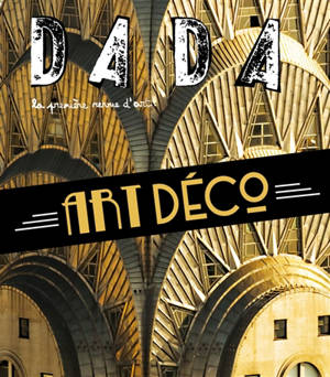 Dada. n° 253, Art déco