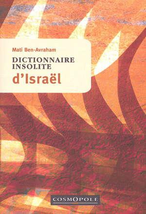 Dictionnaire insolite d'Israël