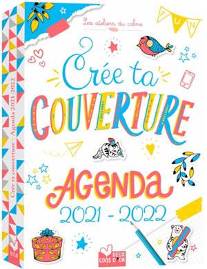 Crée ta couverture : agenda 2021-2022