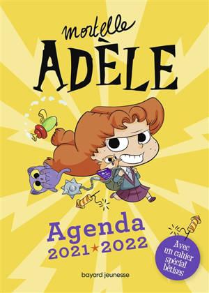Mortelle Adèle : agenda 2021-2022