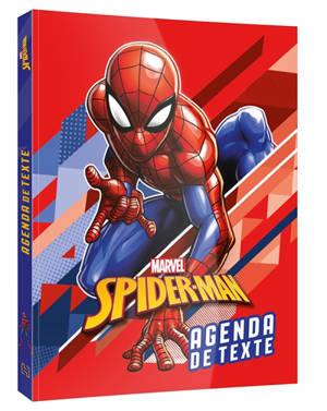 Spider-Man : agenda de texte