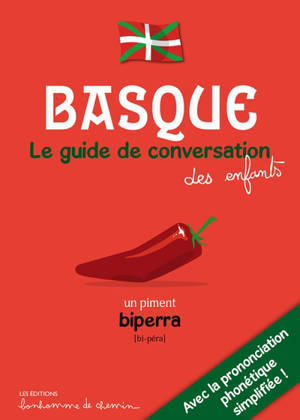 Basque : le guide de conversation des enfants