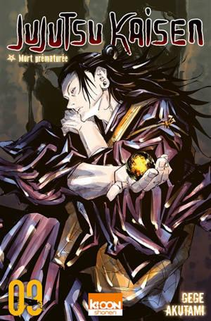 Jujutsu kaisen. Volume 9, Mort prématurée