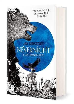 Nevernight. Volume 2, Les grands jeux