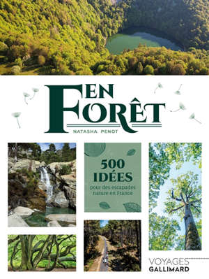 En forêt : 500 idées pour des escapades nature en France