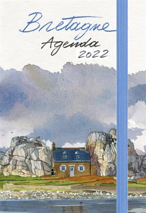 Bretagne : agenda 2022 : petit format