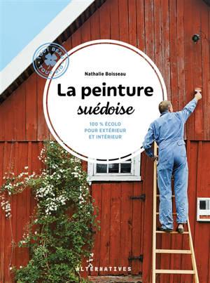 La peinture suédoise : 100 % écolo pour extérieur et intérieur