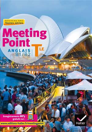 Meeting point, anglais B1-B2 terminale