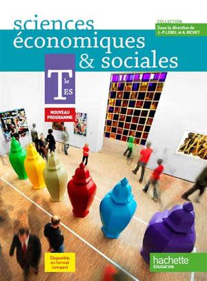 Sciences économiques et sociales terminale ES : nouveau programme : grand format