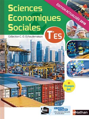 Sciences économiques & sociales terminale ES