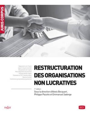 Restructuration des organisations non lucratives
