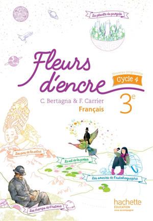 Français 3e, cycle 4 : nouveau programme