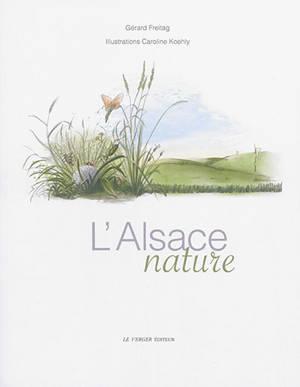 L'Alsace nature : abécédaire
