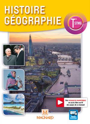 Histoire géographie, terminale STMG