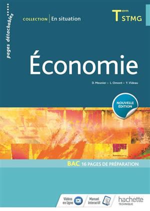 Economie terminale STMG
