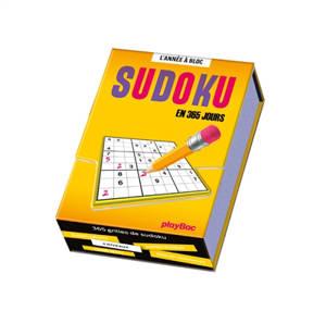 Sudoku en 365 jours