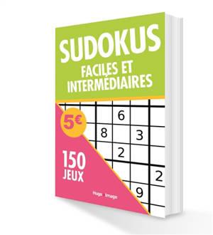 150 jeux sudoku faciles et intermédiaires