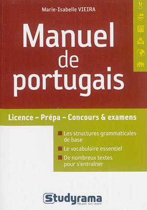 Manuel de portugais par le thème : selon le nouvel accord orthographique : licence, prépa, concours & examens