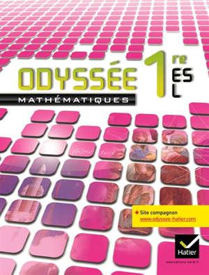 Mathématiques 1re ES-L : nouveau programme : grand format