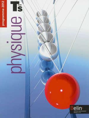 Physique terminale S : programme 2012