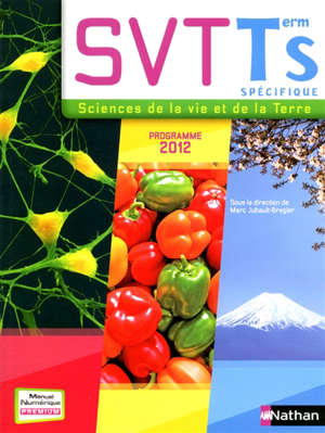Sciences de la vie et de la Terre terminale S : enseignement spécifique : format compact