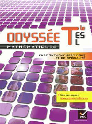 Mathématiques terminale ES-L spécifique et de spécialité : format compact