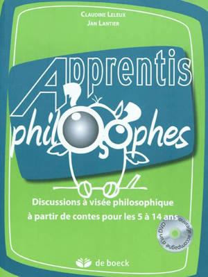 Discussions à visée philosophique à partir de contes pour les 5 à 14 ans