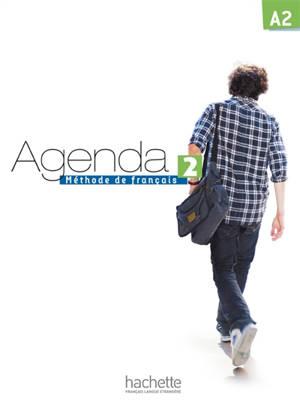 Agenda 2 A2 Methode De Francais Livre De L Eleve