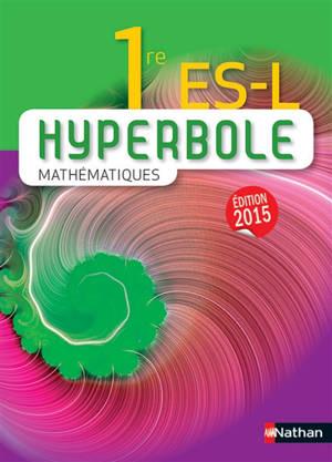 Hyperbole mathématiques 1re ES, L