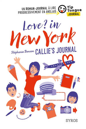 Love ? in New York Callie's journal