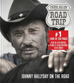 Road trip : Johnny Hallyday on the road