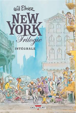 New York trilogie : intégrale