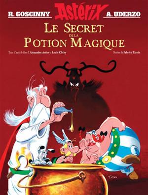 Astérix, Goscinny et Uderzo présentent une aventure d'Astérix : le secret de la potion magique