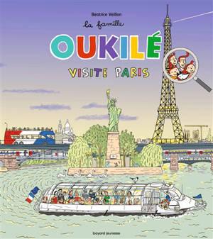 La famille Oukilé, La famille Oukilé visite Paris