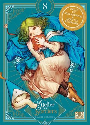 L'atelier des sorciers. Volume 8
